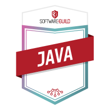 TSG Java Badge